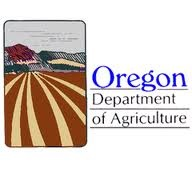 oregon dept. of agriculture