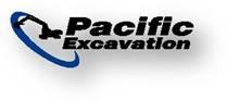 pacific excavation logo